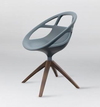 Lola Spider Wood Chair by Casprini - Bauhaus 2 Your House