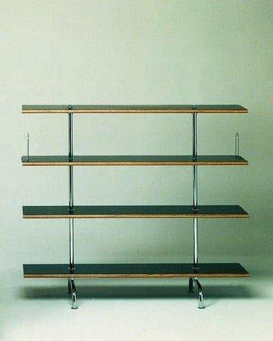 Marcel Breuer Four Shelf Bookcase - Bauhaus 2 Your House