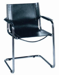 Mart Stam Chair with Full Leather Back - Bauhaus 2 Your House