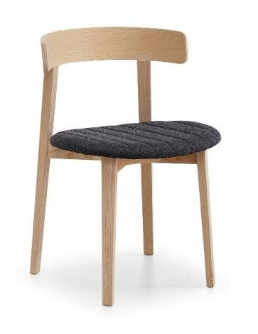 Maya S L TS Side Chair by Midj - Bauhaus 2 Your House