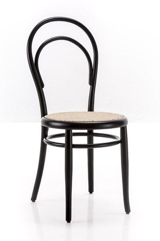 Michael Thonet A14 Cane Seat Bentwood Side Chair by GTV - Bauhaus 2 Your House
