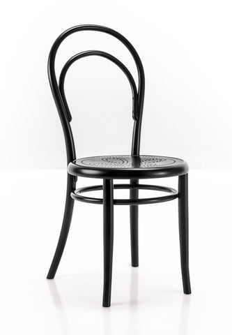 Michael Thonet A14 Perforated Seat Bentwood Side Chair by GTV - Bauhaus 2 Your House