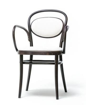 Michael Thonet B20 Bentwood Chair by Ton (Upholstered Seat and Back) - Bauhaus 2 Your House