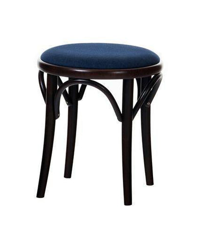 Michael Thonet K60 Bentwood Stool (Upholstered) - Bauhaus 2 Your House