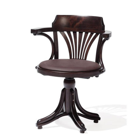 Michael Thonet Kontor Bentwood Chair by Ton - Closed Back - Bauhaus 2 Your House