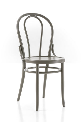 Michael Thonet No 18 Veneer Seat Bentwood Side Chair by GTV - Bauhaus 2 Your House