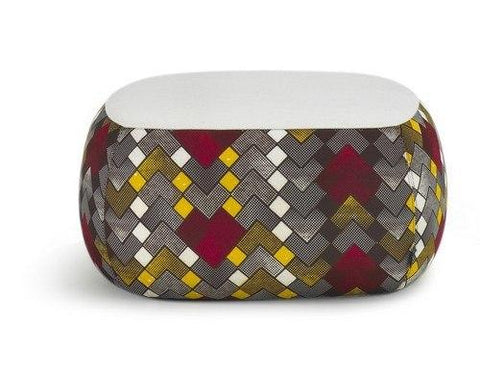Michiel van der Kley Swamp Footstool by Artifort - Bauhaus 2 Your House