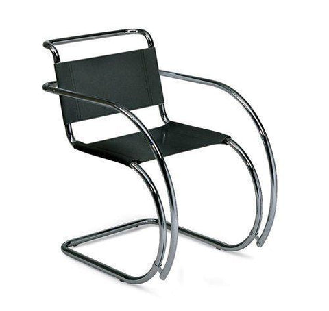 Mies van der Rohe Cantilever Armchair - Bauhaus 2 Your House