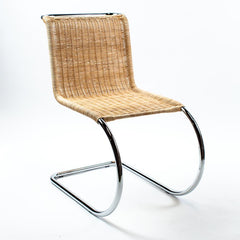 Mies van der Rohe Cantilever Cane Chair - Bauhaus 2 Your House
