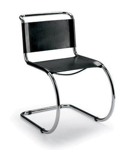 Mies van der Rohe MR Cantilever Chair - Bauhaus 2 Your House