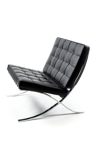 Mies van der Rohe Pavilion Chair - Bauhaus 2 Your House