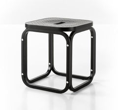 Otto Wagner Postsparkasse Bentwood Stool by GTV - Bauhaus 2 Your House