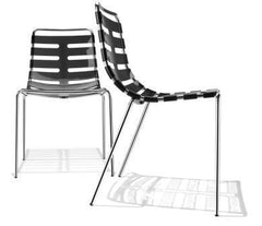 Parri Body to Body Stackable Side Chair by Casprini - Bauhaus 2 Your House