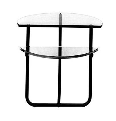 Pierre Chareau Tiered Cocktail Table - Bauhaus 2 Your House