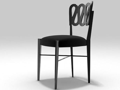 Ponti 969 Chair by BBB - Bauhaus 2 Your House