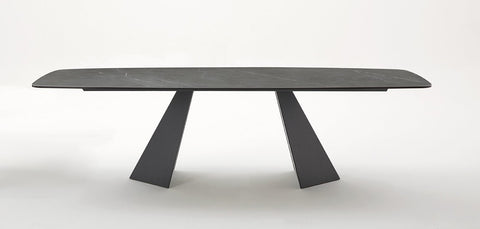 Portland Dining Table by Pezzan - Bauhaus 2 Your House