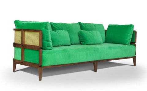 Promenade Bentwood Sofa by GTV - Bauhaus 2 Your House