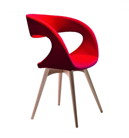 Raff S L TS R Chair by Midj - Bauhaus 2 Your House