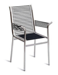 Rene Herbst Cord Sandows Armchair - Bauhaus 2 Your House