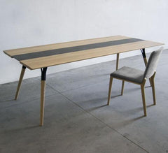 Salt and Pepper Dining Table (828.05) by Tonon - Bauhaus 2 Your House