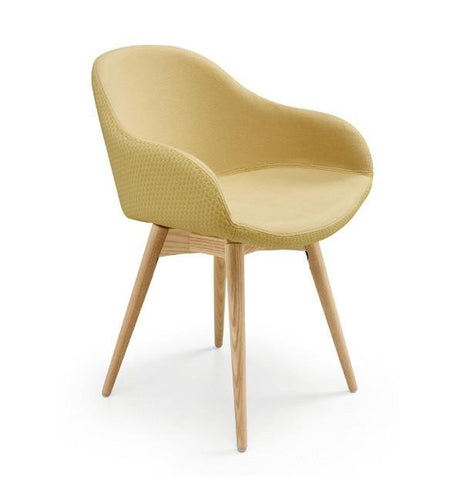 Sonny PB L TS R Chair by Midj - Bauhaus 2 Your House