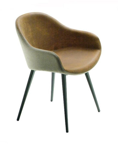 Sonny PB M TS Q Chair by Midj - Bauhaus 2 Your House