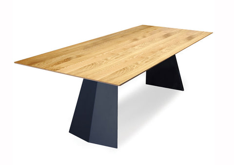 Steel Dining (827) Table by Tonon - Bauhaus 2 Your House