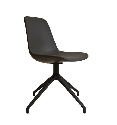 Step Chair Soft Touch Aluminum Base by Tonon - Bauhaus 2 Your House