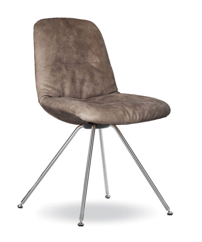 Step Chair 904 Soft Upholstered by Tonon - Bauhaus 2 Your House