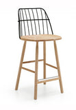 Strike L S Stool by Midj - Bauhaus 2 Your House