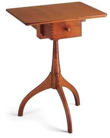 Square Shaker Table with Drawer - Bauhaus 2 Your House