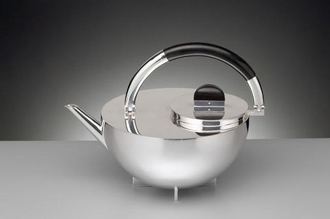 Teapot MBTK 24 by Marianne Brandt - Bauhaus 2 Your House