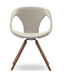 Up Chair Upholstered Shell (907.31) by Tonon - Bauhaus 2 Your House