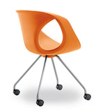 Up Soft Touch Chair (Caster Base) 907.61 by Tonon - Bauhaus 2 Your House