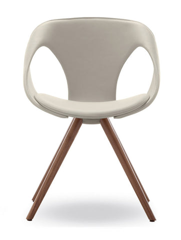 Up Chair Upholstered Shell (907.L3) by Tonon - Bauhaus 2 Your House