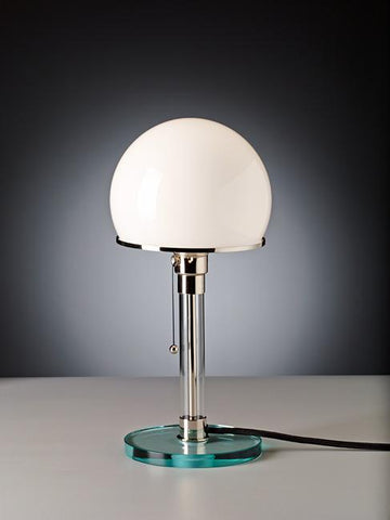 Wilhelm Wagenfeld WG 24 Table Lamp by TECNOLUMEN - Bauhaus 2 Your House