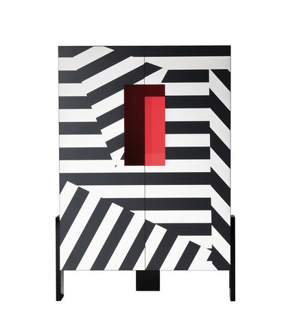 Ziqqurat Cabinet Low by Driade - Bauhaus 2 Your House