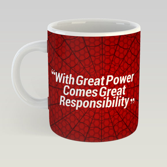 SpiderMan - Coffee Mug