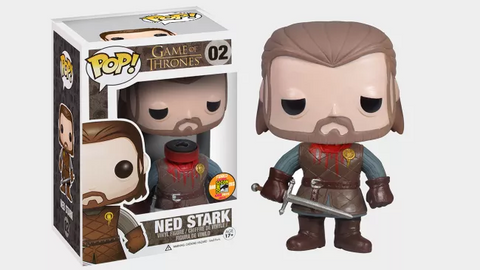 Headless Ned Stark