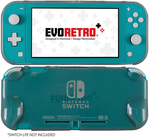 Nintendo Switch Lite TPU Shell Case (Tansparent)