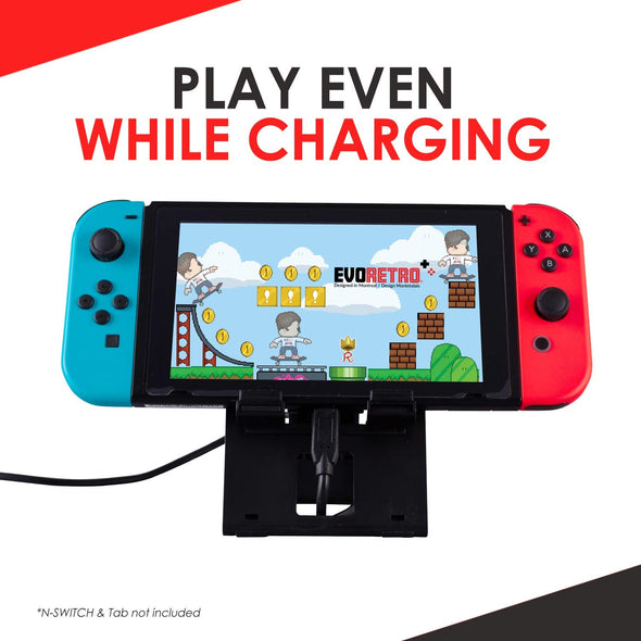 Nintendo Switch Folding Stand (Black)