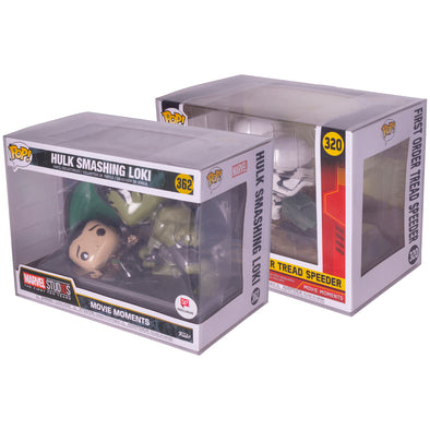 Funko Pop Movie Moment  - PET Protectors - Pack of 10