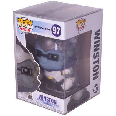 Funkp Pop for OverWatch Winston 6 Inch Pop Truck 10 Pack