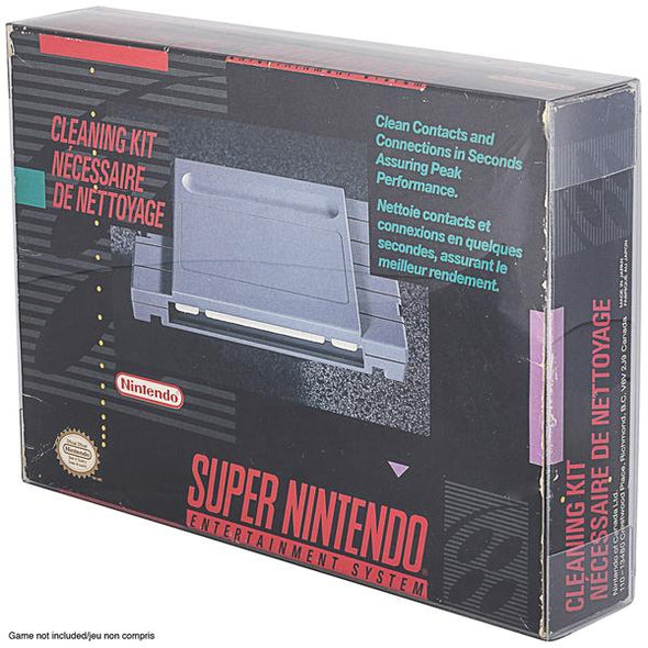 N64/SNES BOX Protectors - Pack of 25 - Evoretroca
