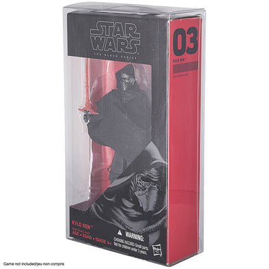 Star Wars Black Series Protectors - pack of 10 - Evoretroca