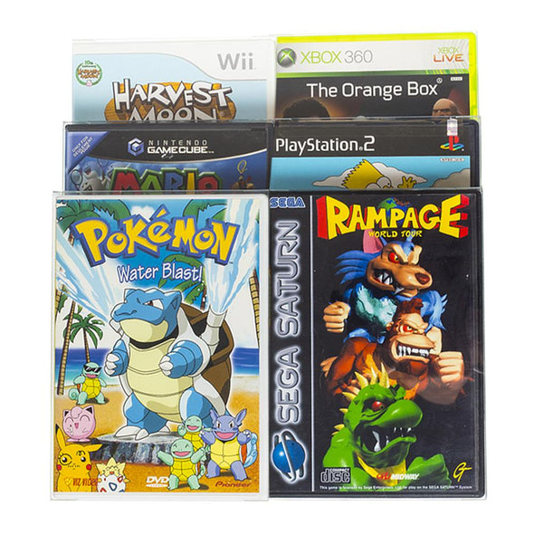 Video Game Box Protectors