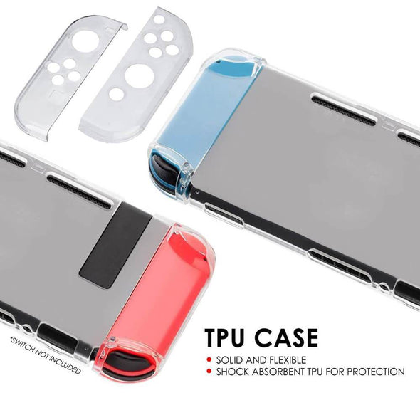 NINTENDO SWITCH ACCESSORIES TRAVEL KIT
