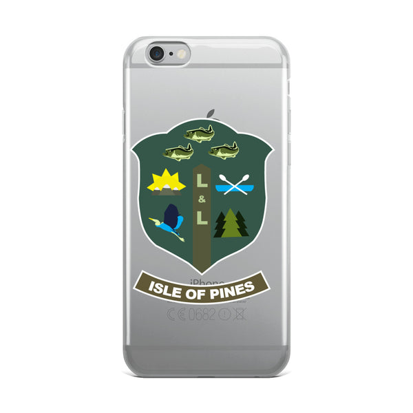 Isle of Pines iPhone Case