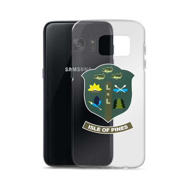 Isle of Pines Samsung Case