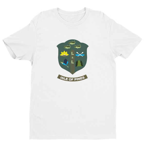 Isle of Pines Short Sleeve T-shirt